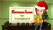 Prepare For Grand Christmas Party with Loans for Unemployed