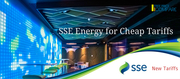 Switch your Energy Supplier to SSE Energy for Cheap Tariffs
