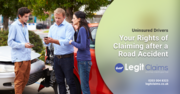 Compensation Rights if an Uninsured Driver caused my Accident?
