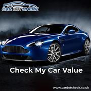 Value My Car Free - CarDotCheck