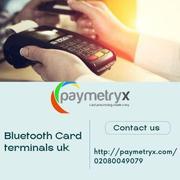 Bluetooth Card terminals uk