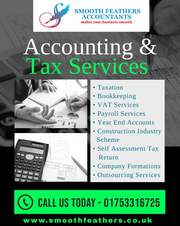 Tax Return Advice with Top Accountants in Slough