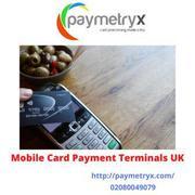 mobile card payment terminals uk