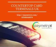Countertop Card terminals uk